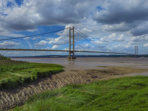 Humber Bridge - David Lund