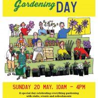 The Ropewalk's Grand Gardening Day – Sunday, May 20